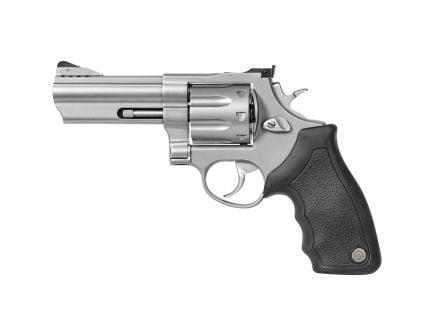 "Taurus 608 Large 4"" .357 Mag/.38 Spl +P Revolver, Matte Stainless Steel - 2-608049"