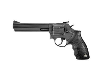 Taurus 66 Medium .357 Mag/.38 Spl +P Revolver, Blk - 2-660061