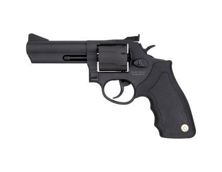 Taurus 66 Medium .357 Mag/.38 Spl +P Revolver, Matte Black - 2-660041