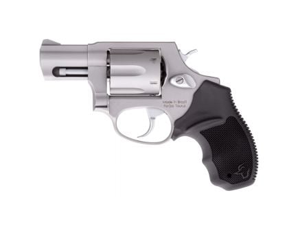 Taurus 856 Small .38 Spl Revolver, Matte Stainless - 2-856029VL