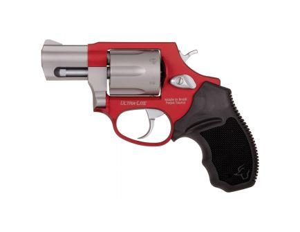 Taurus 856 Ultra-Lite Small .38 Spl +P Revolver, Anodized Burned Orange - 2-856029ULC13