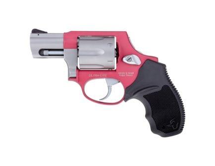 Taurus 856CH Ultra-Lite Small .38 Spl +P Revolver, Anodized Rouge - 2-856029ULCH10