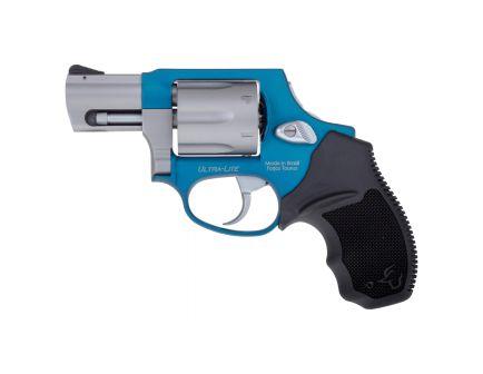 Taurus 856CH Ultra-Lite Small .38 Spl +P Revolver, Anodized Azure - 2-856029ULCH09