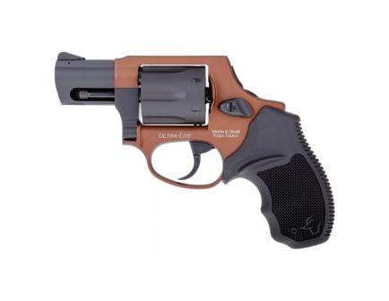 Taurus 856CH Ultra-Lite Small .38 Spl +P Revolver, Anodized Bronze - 2-856021ULCH12