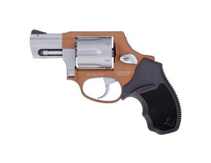 Taurus 856CH Ultra-Lite Small .38 Spl +P Revolver, Anodized Bronze - 2-856029ULCH12