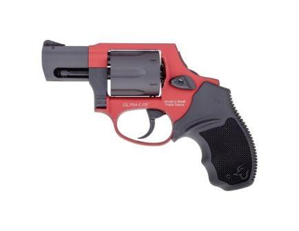Taurus 856CH Ultra-Lite Small .38 Spl +P Revolver, Anodized Burned Orange - 2-856021ULCH13
