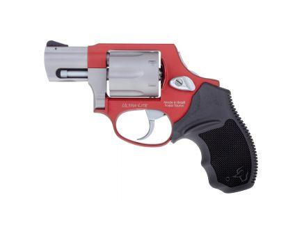 Taurus 856CH Ultra-Lite Small .38 Spl +P Revolver, Anodized Burned Orange - 2-856029ULCH13