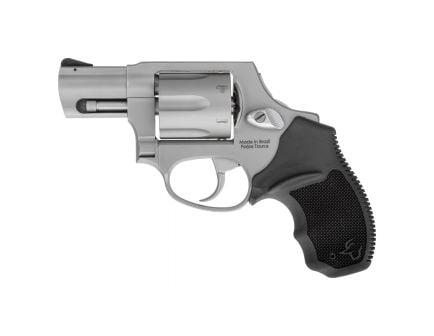 Taurus 856CH Small .38 Spl +P Revolver, Matte Stainless - 2-856029CH