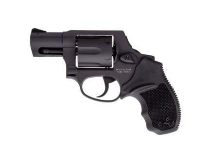 Taurus 856CH Small .38 Spl +P Revolver, Matte Black Oxide - 2-856021CH