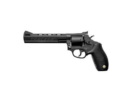 """Taurus Tracker 692 Medium 6.5"""" .357 Mag/38 Spl +P/9mm Revolver, Matte Black - 2-692061"""