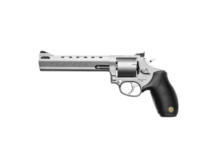 "Taurus Tracker 692 Medium 6.5"" .357 Mag/38 Spl +P/9mm Revolver, Matte Stainless - 2-692069"