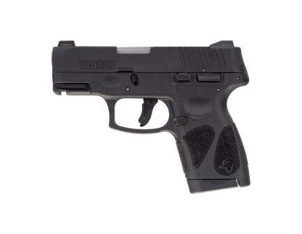 Taurus G2S Compact .40 S&W Pistol, Blk - 1-G2S4031NS