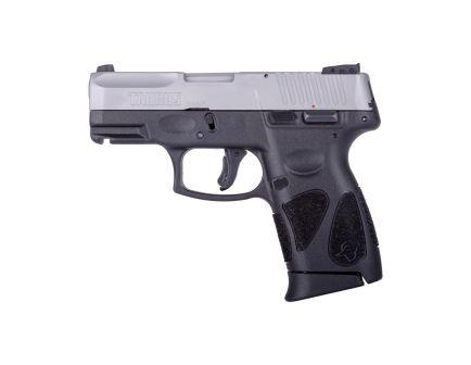 Taurus G2C Compact .40 S&W Pistol, Blk - 1-G2C4039NS-10