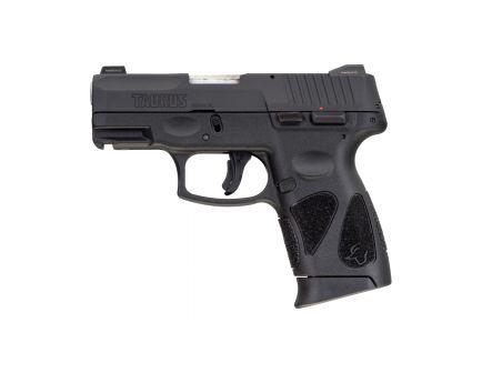 Taurus G2C Compact .40 S&W Pistol, Blk - 1-G2C4031NS-10