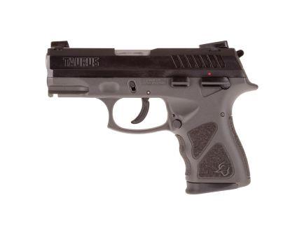 Taurus TH40C Compact .40 S&W Pistol, Gray - 1-TH40C031G