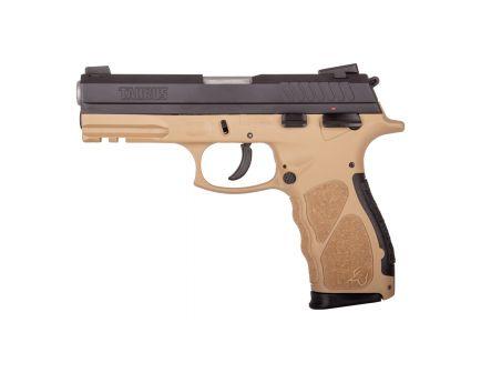 Taurus TH40 Full .40 S&W Pistol, FDE - 1-TH40041T