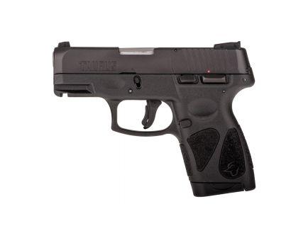 Taurus G2S Compact .40 S&W Pistol, Blk - 1-G2S4031