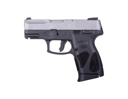 Taurus G2C Compact .40 S&W Pistol, Blk - 1-G2C4039-10