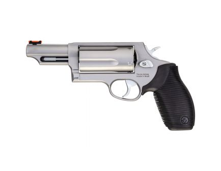 Taurus Judge Magnum Compact .45 Colt/410 Gauge Revolver, SS - 2-441039MAGNS