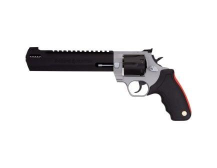 Taurus Raging Hunter Large .44 Mag Revolver w/ Black Deluxe Case, Matte Black Oxide - 2-440081RH-DLX