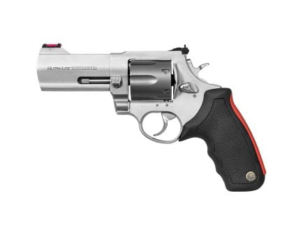"Taurus Raging Bull 444 Multi Large 4"" .44 Mag Revolver, Anodized Matte Natural - 2-444049ULT"