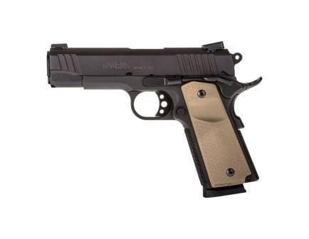Taurus 1911 Commander Full .45 ACP Pistol, FDE - 1-191101C-MFDE