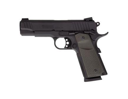 Taurus 1911 Commander Full .45 ACP Pistol, OD Green - 1-191101C-MOD