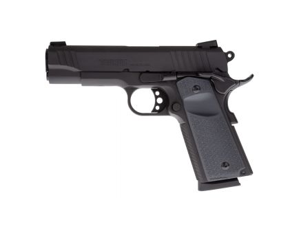 Taurus 1911 Commander Full .45 ACP Pistol, Gray - 1-191101C-MG