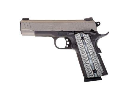 Taurus 1911 Commander Full .45 ACP Pistol, Blk - 1-191101COMG-VZ