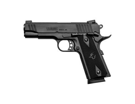 Taurus 1911 Commander Full .45 ACP Pistol, Blk - 1-191101COM