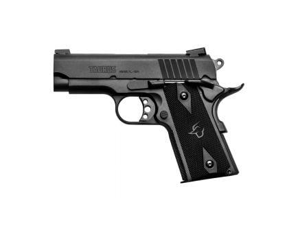 Taurus 1911 Officer Compact .45 ACP Pistol, Blk - 1-191101OMGVZ