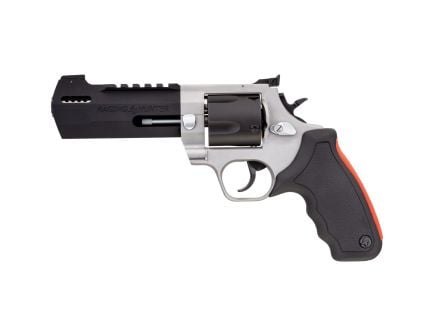 "Taurus Raging Hunter Large 5.12"" .454 Casull Revolver, Matte Stainless - 2-454055RH"