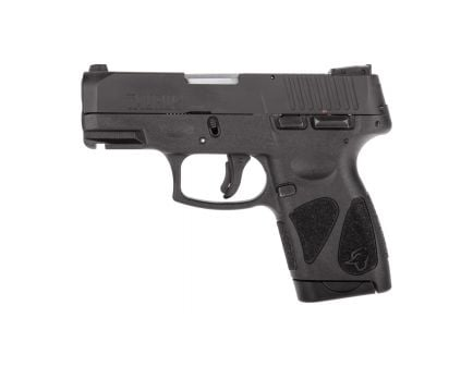 Taurus G2S Compact 9mm Pistol, Blk - 1-G2S931VL