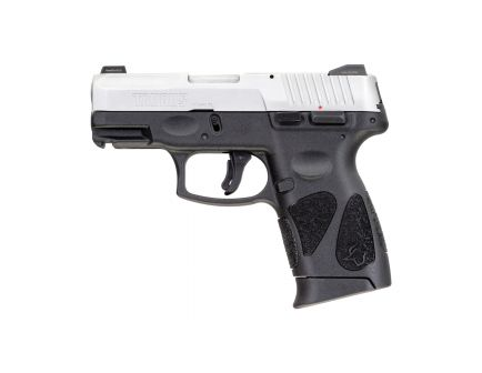 Taurus G2C Compact 9mm Pistol, Blk - 1-G2C939NS-10