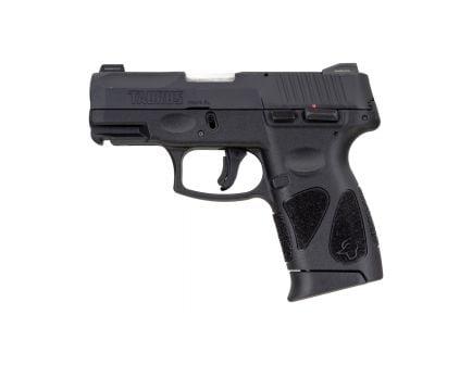 Taurus G2C Compact 9mm Pistol, Blk - 1-G2C931NS-10