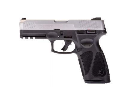 Taurus G3 9mm Pistol, Black Frame w/ Stainless Slide - 1-G3949-15