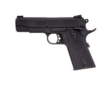 Taurus 1911 Commander Full 9mm Pistol, Blk - 1-191101COM-9MM