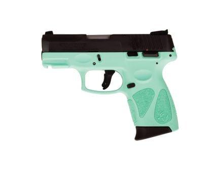 Taurus G2C Compact 9mm Pistol, Cyan - 1-G2C931-12C