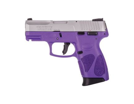 Taurus G2C Compact 9mm Pistol, Dark Purple - 1-G2C939-12DP
