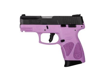 Taurus G2C Compact 9mm Pistol, Light Purple - 1-G2C931-12LP