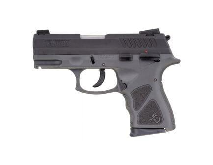 Taurus TH9C Compact 9mm Pistol, Gray - 1-TH9C031G