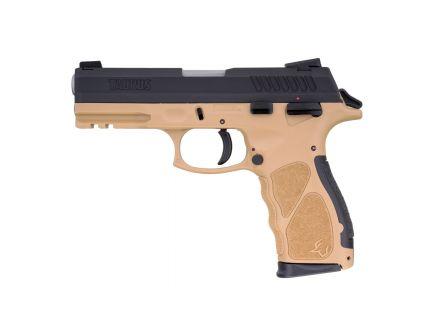 Taurus TH9 Full 9mm Pistol, Flat Dark Earth/Tan - 1-TH9041T
