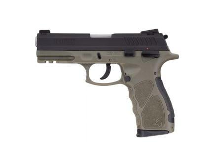 Taurus TH9 Full 9mm Pistol, OD Green/Black - 1-TH9041O