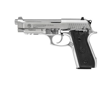 Taurus 92 Full 9mm Pistol, Anodized Natural - 1-920159-17OW