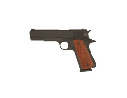 Taylors & Company 1911-A1 Classic Arched Mainspring Housing .45 ACP Pistol, Blue - 1911AC