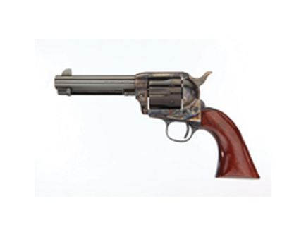 Taylors & Company The Gunfighter Smooth/Large Army Grip Standard .45 LC Revolver, Case Hardened - 5001
