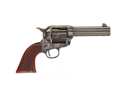 Taylors & Company Runnin' Iron Blue Standard .45 LC Revolver, Case Hardened - 4203