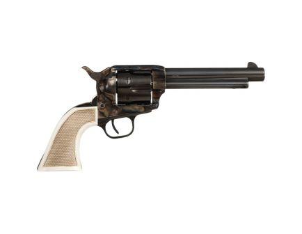 Taylors & Company Taylor Marshal Standard .45 LC Revolver, Case Hardened - 555127