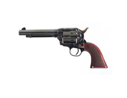 "Taylors & Company The Smoke Wagon Taylor Tuned Standard 4.75"" .45 LC Revolver, Case Hardened - 4109DE"