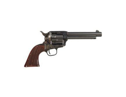Taylors & Company Taylor Gambler Standard .45 LC Revolver, Case Hardened - 555130
